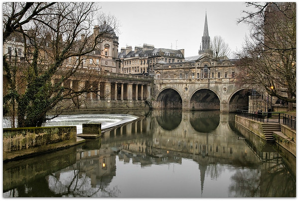 Bath Reflections