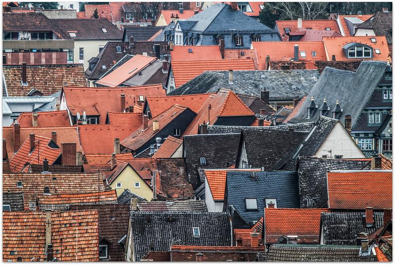 Miltenberg Roof Tops