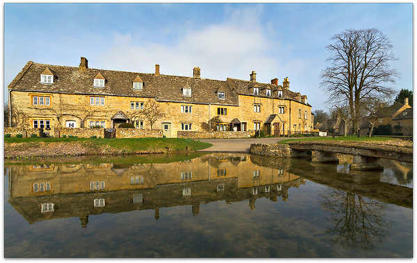 Lower Slaughter Houses