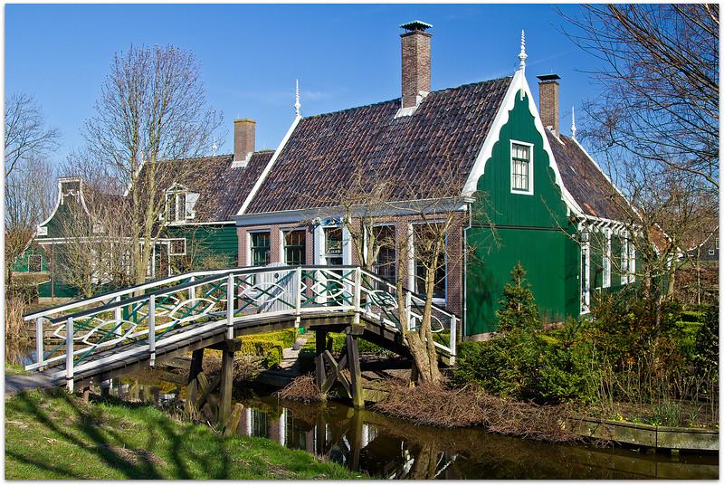 House  1 Zaanse Schans