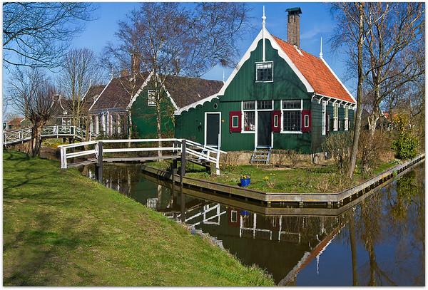 House 2 , Zaanse Schans