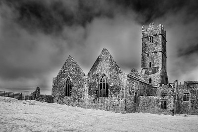 Infrared Photo, Ross Abbey