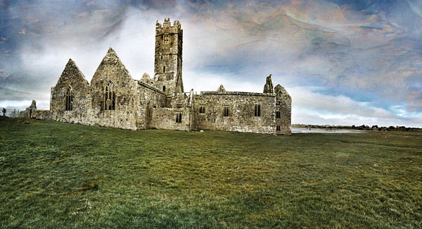 Ross Abbey with Textures Added