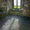 Sunshine and Ancient Window, Ross Abbey