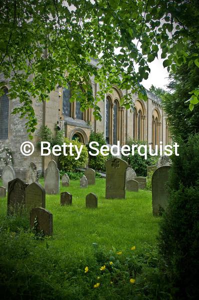 Church Cemetery, Oxford