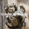 Cherub on Building, Oxford