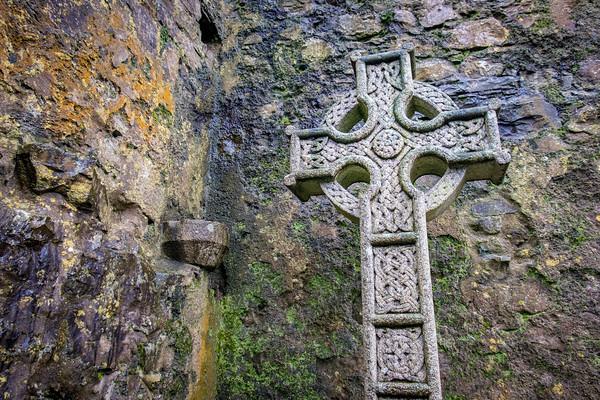 Celtic Cross, Straide Abbey