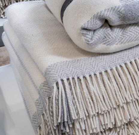 Wool Blanket, Foxford Woollen Mills