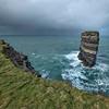Dun Briste Sea Stack, Down Patrick Head, Ireland