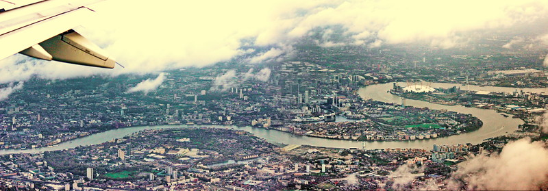 Thames River Panorama