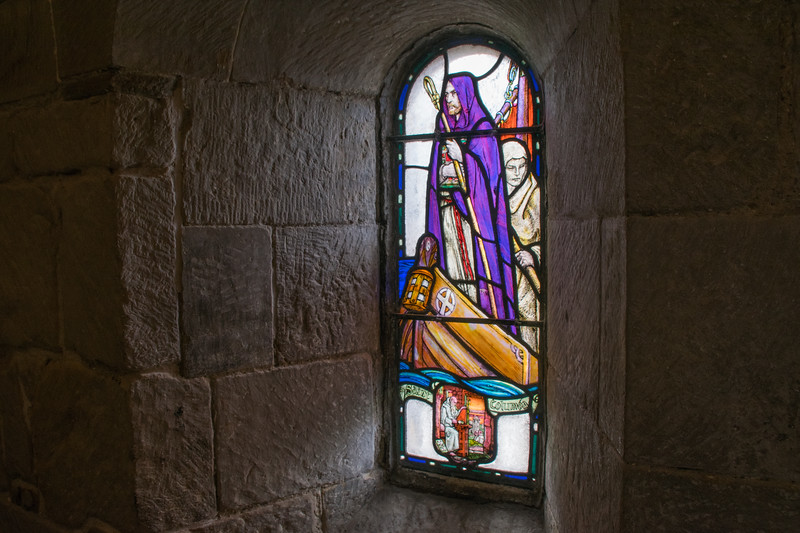 St. Margaret's Chapel Window