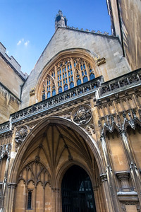 Westminster Hall Entry