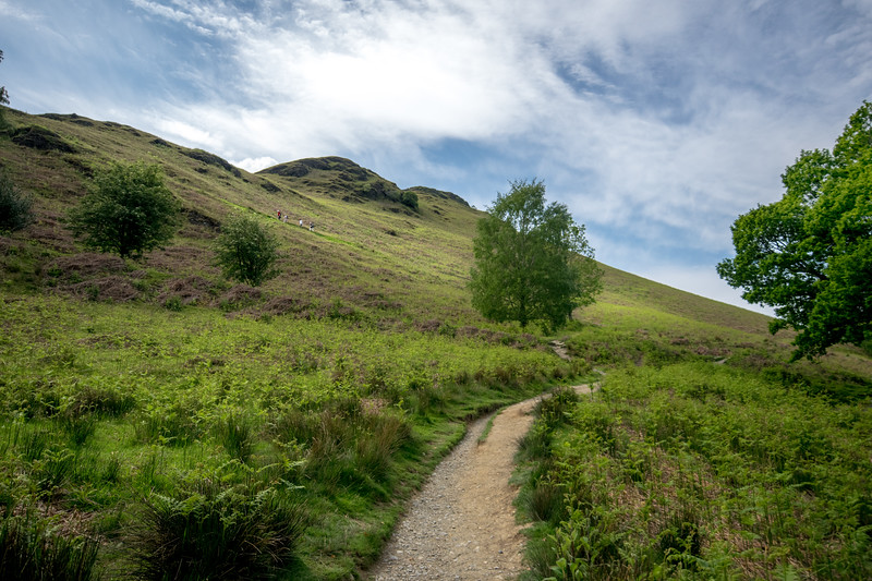 Trail to the Catbells