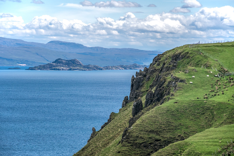 Lealt Sea Cliffs