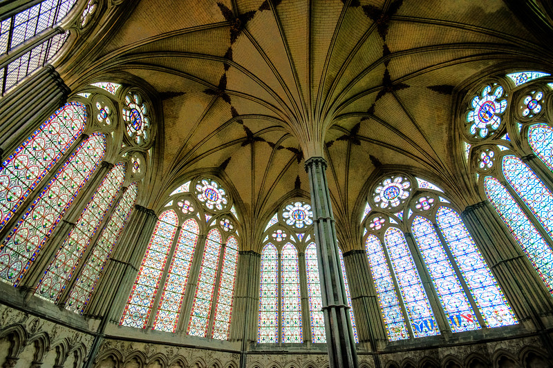 Chapter House of the Magna Carta
