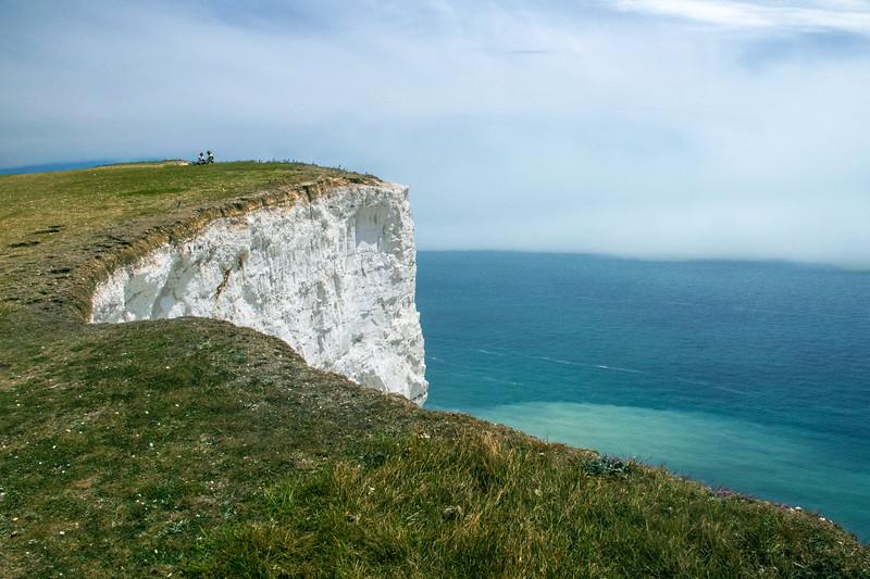 Beachy Head Cliff Face