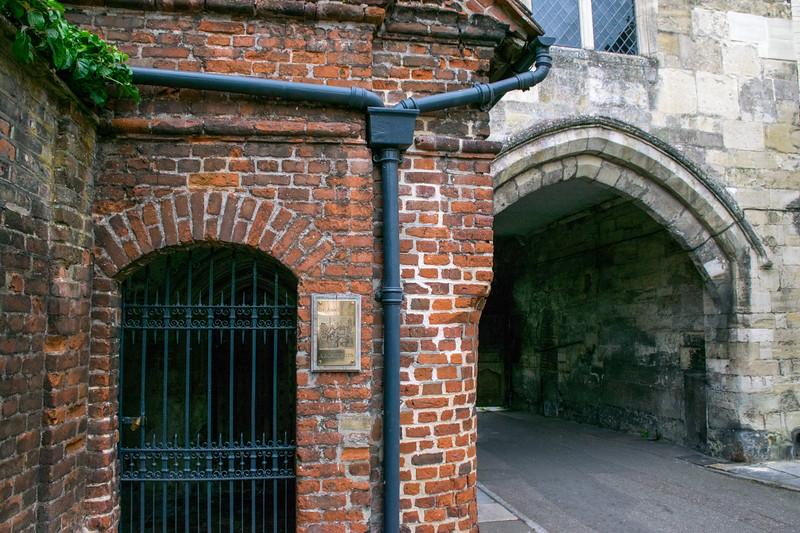 St. Ann's Gate