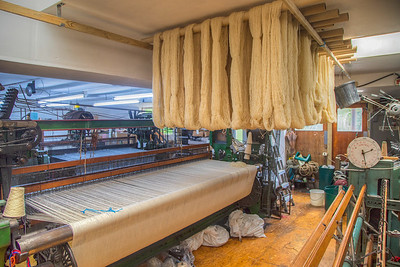 Curlew Weavers Woollen Mill, Wales
