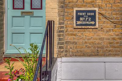 Wellington Crescent, Ramsgate, Kent, England
