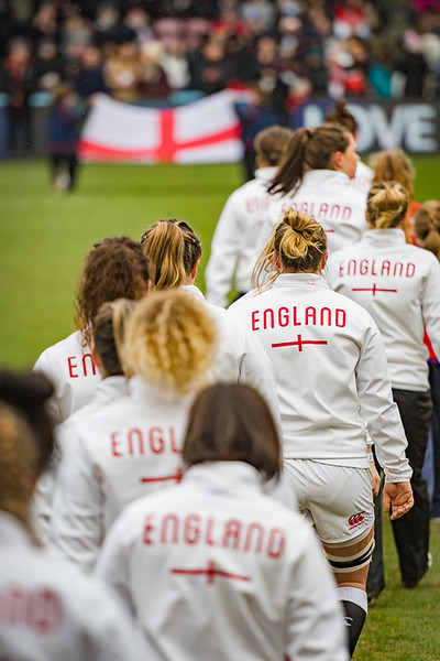 England v Wales Women's Rugby