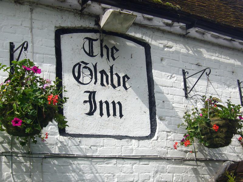 Thames Pub close by Bletchley Park, England,