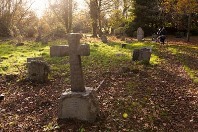Alf - Great Burstead Cemetery