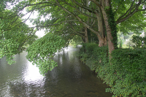 Bakewell and Ashford on the Water, Derbyshire, England