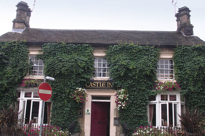 The Castle Inn is picturesque.