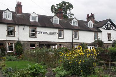 Lumford Cottages, next to Riverwalk