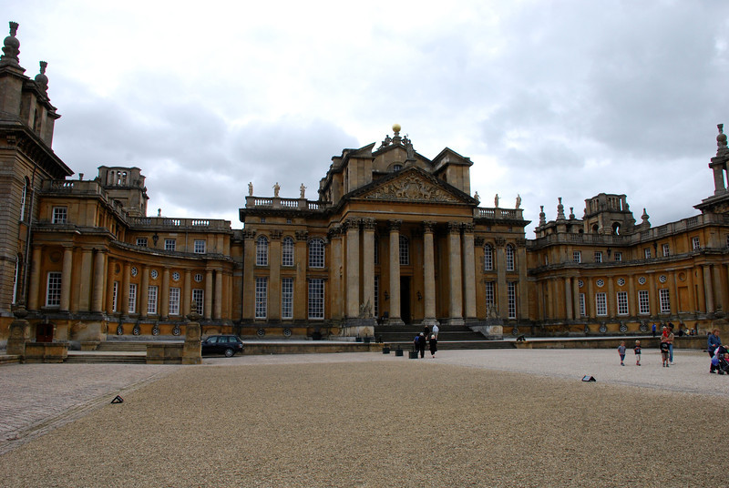 Blenheim Palace-Oxfordshire