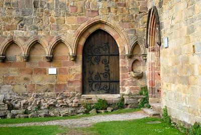 Bolton Priory Entrance