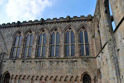 Close up of Bolton Priory