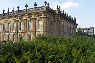 Chatsworth back side view