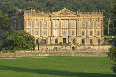 Chatsworth, front view