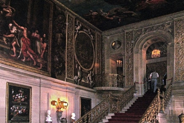 Chatsworth, Painted Hall