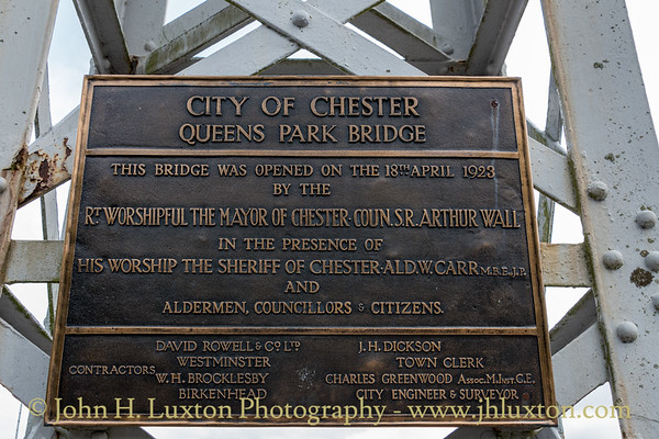 City of Chester, Cheshire, England - July 24, 2021