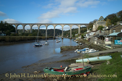 Calstock - Cornwall - October 25, 2018