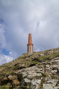 Cape Cornwall Mine, St Just, Cornwall - April 09, 2019