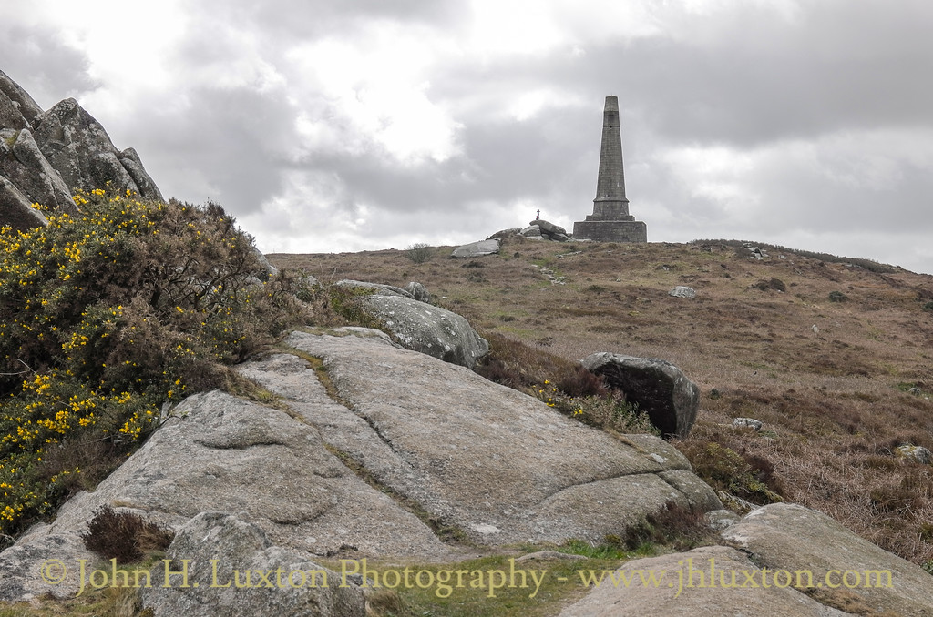 Carn Brea, Redruth, Cornwall - April 07, 2016