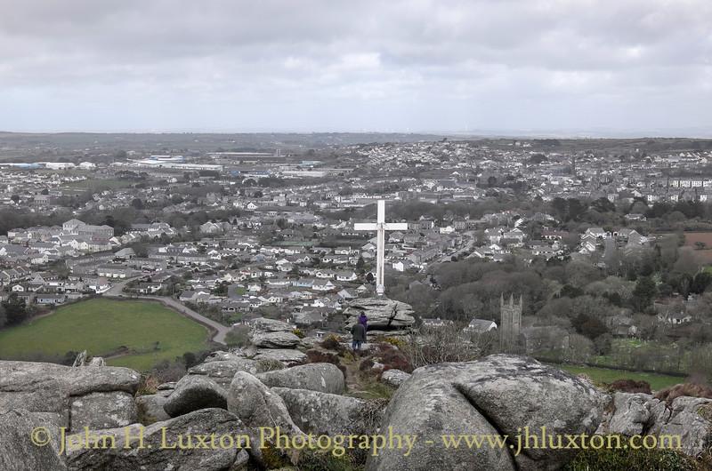 Carn Brea, Redruth, Cornwall - April 07, 2016