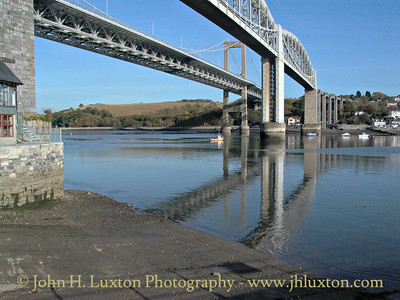 Saltash - Cornwall - October 27, 2003