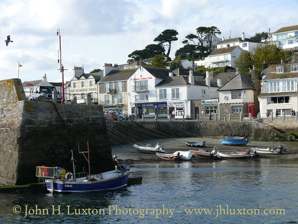 St. Mawes - October 26, 2010