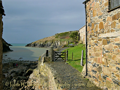 Port Quin, Cornwall - October 23, 2006