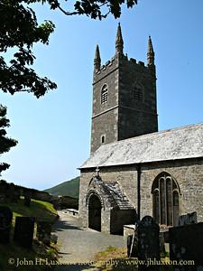 Morwenstow - Cornwall - June 2010
