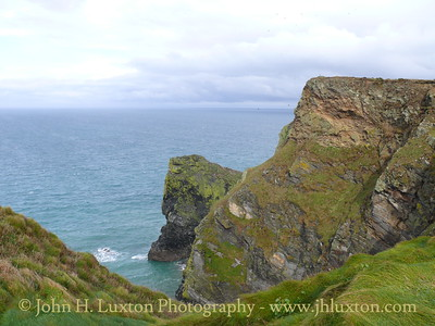 Hell's Mouth, Cornwall - October 27, 2011