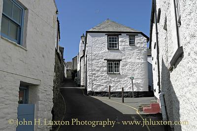 Gorran Haven, Cornwall, UK. April 03, 2013