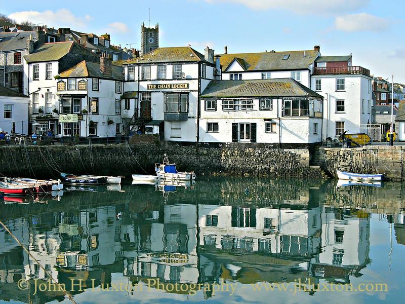 Falmouth - Cornwall - February 16, 2005