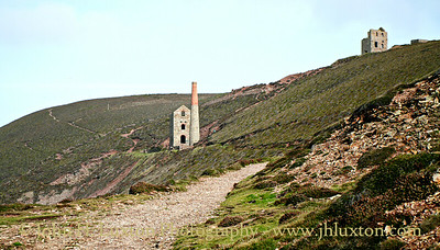 Wheal Coates, Chapel Porth, St. Agnes, Cornwall. October 27, 2010