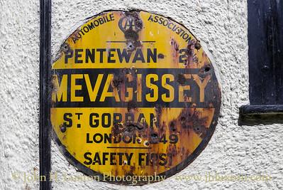 Mevagissey, Cornwall, April 03, 2013