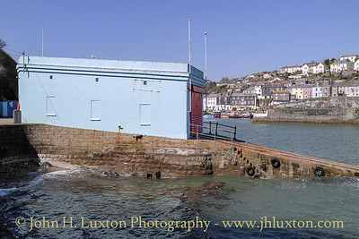 Mevagissey, Cornwall, April 03, 2013